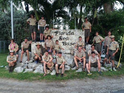 Troop 538 at Florida Sea Base.jpg